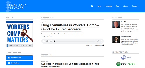Workers Comp Matters Podcast