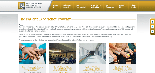 The Patient Experience Podcast