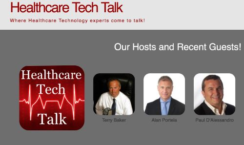 Healthcare Tech Talk Podcast