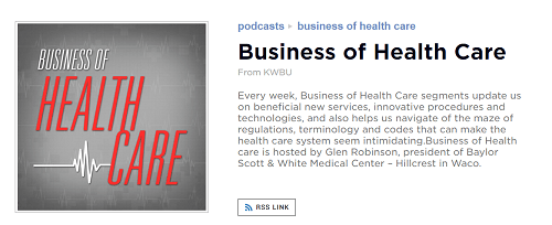 NPR Business Of Healthcare Podcasts