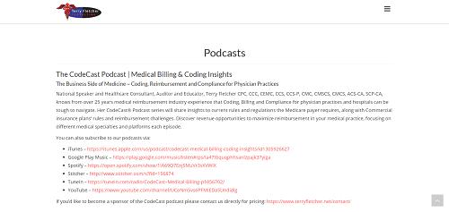 Codecast Podcast